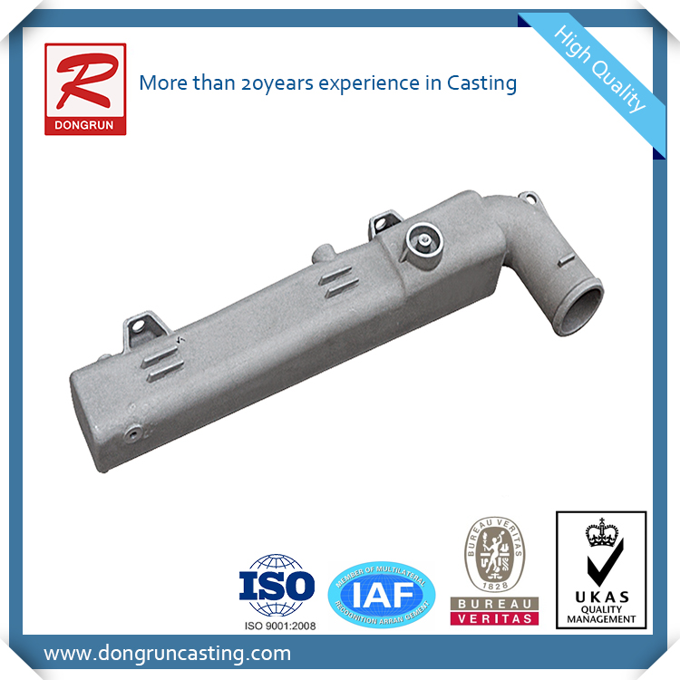 Casting Aluminum Charge Air Cooler Tanks